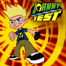 Johnny Test wallpaper possibly containing anime titled Johnny Test