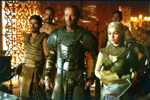 Jorah and Dany ★