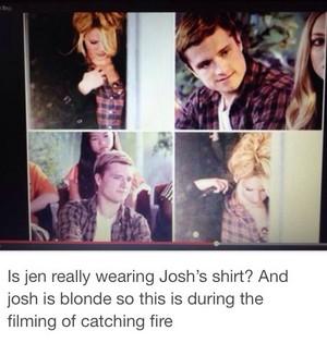 Josh and Jennifer True?