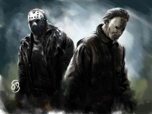 Horror Movies wallpaper entitled KILLERS
