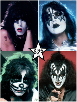 KISS 1978