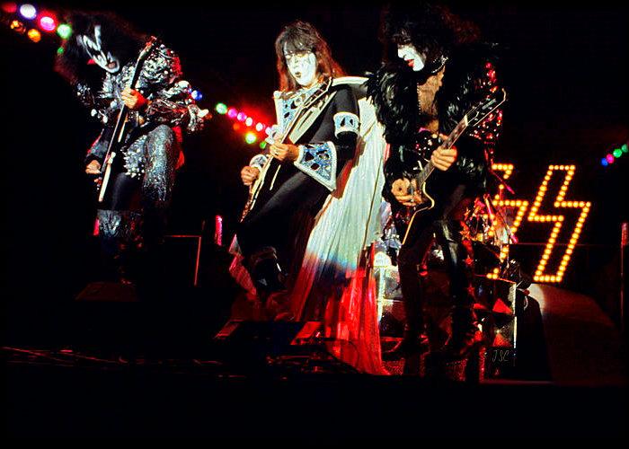 KISS 1980  Unmasked Tour