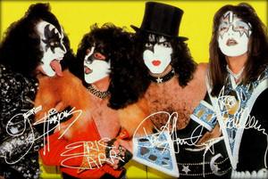 KISS ~Bravo Magazine 1980