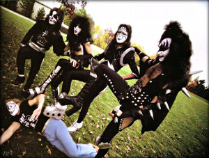 KISS ~Cadillac Michigan...October 10, 1975 40th anniversary
