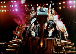 kiss ~La Crosse Wisconsin...February 20, 1983