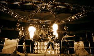 किस Madison Square Garden NYC...July 1979 डिनेस्टी Tour