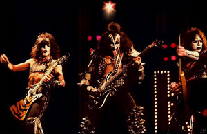 Kiss ~ March 1983 (Creatures Of The Night Tour)