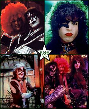 Kiss ~October 20, 1976 (Paul Lynde Хэллоуин Special)