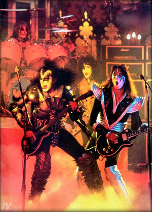 KISS ~Paul Lynde Halloween Special ~October 20, 1976