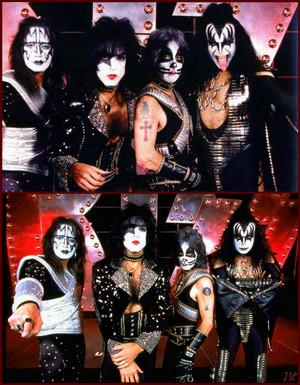 Kiss ~Reunion tour 1996
