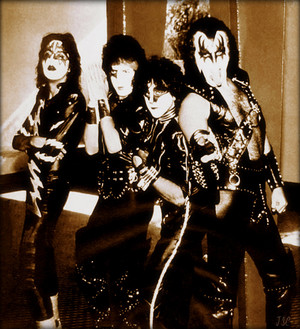 KISS ~September 25, 1981