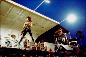 KISS ~Stockholm Sweden...May 28, 1976 (Destroyer Tour -Gröna Lund, Tivoli Gardens)