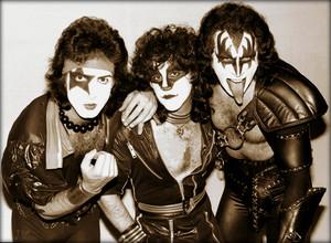 kiss ~Studio 54 NYC…January 28, 1982