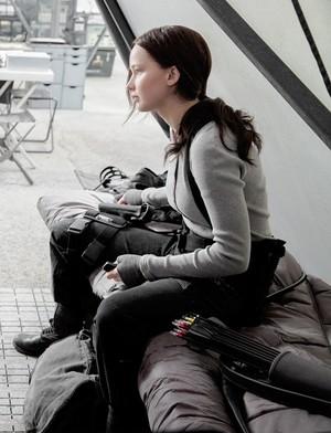 Katniss Everdeen | Mockingjay - Part 2