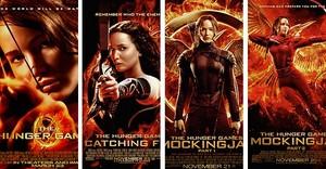 Katniss Everdeen | The Hunger Games to Mockingjay Part 2