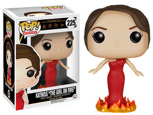 Katniss Girl on moto