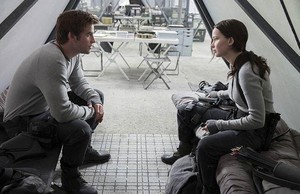 Katniss and Gale | Mockingjay - Part 2