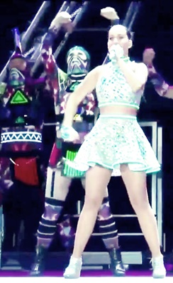 Katy Perry Roar Live at Rock In Rio 2015 HD 21