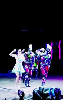 Katy Perry Roar Live at Rock In Rio 2015 HD 23
