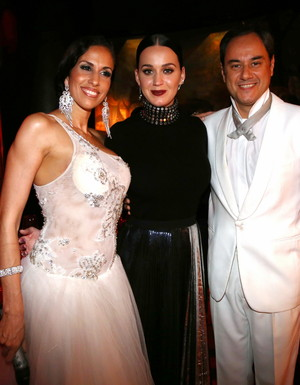 Katy at Rojo Tango toon