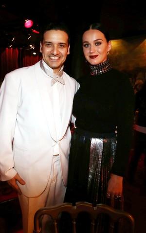 Katy at Rojo Tango mostra