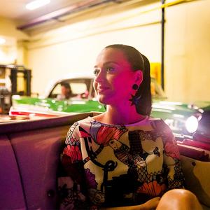 Katy in Cuba