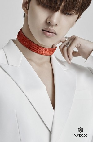 Ken's teaser image for ''Chained Up''