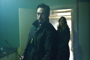 Kevin Durand as Vasiliy Fet in The Strain - 2x05 - Quick and Painless