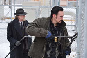 Kevin Durand as Vasiliy Fet in The Strain - 2x07 - The Born