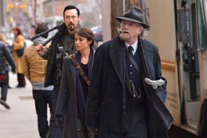 Kevin Durand as Vasiliy Fet in The Strain - 2x10 - The Assassin