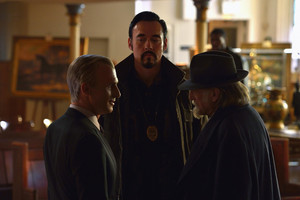 Kevin Durand as Vasiliy Fet in The Strain - 2x13 - Night Train