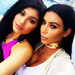 Kim and Kylie Icon - kim-kardashian icon