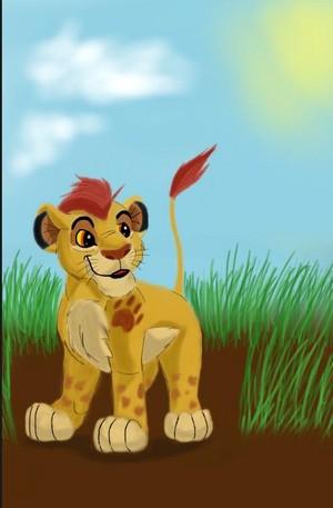 Kion - The Lion Guard.