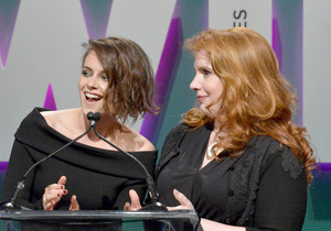 Kristen and Stephenie Meyer