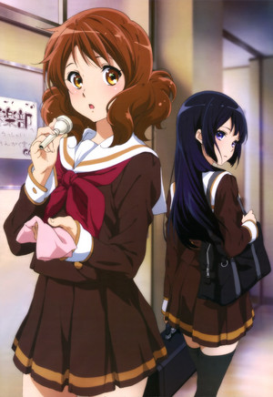 Kumiko and Reina