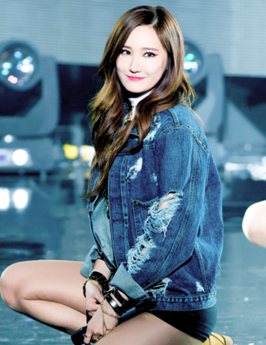 EXID (이엑스아이디) 바탕화면 containing a hip boot titled LE♔♥–♥♔