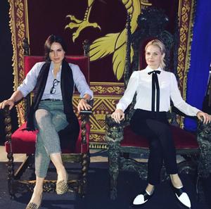 Lana and Jennifer