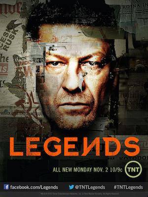 Legends Season 2 Poster