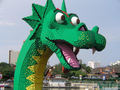 Lego dragon - lego photo