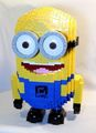 Lego minion - lego photo