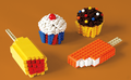 Lego treats - lego photo