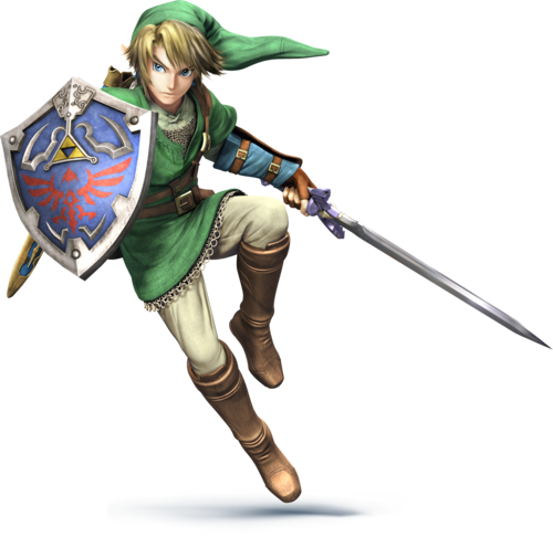 The Legend of Zelda wallpaper probably with a shield and a tabard called Link