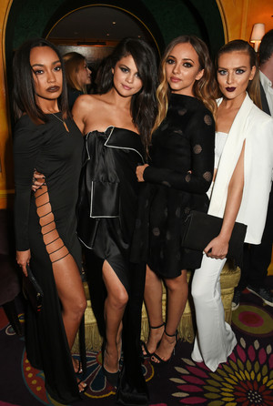 Little Mix and Selena Gomez♥