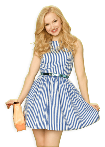 Liv and Maddie দেওয়ালপত্র possibly containing a ককটেল dress titled Liv and Maddie