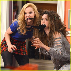 Liv and Maddie वॉलपेपर titled Liv and Maddie
