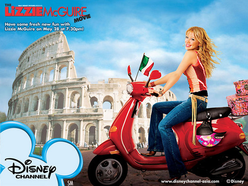 Lizzie McGuire wallpaper called Lizzie McGuire wallpaper lizzie mcguire 394696