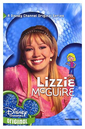 Lizzie McGuire fondo de pantalla possibly with anime and a portrait titled Lizzie mcguire tv mostrar