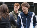 Louis at the Manchester vs Newcastle Game - louis-tomlinson photo