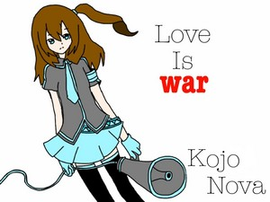 愛 is war Kojo Nova