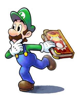 Luigi (Mario and Luigi Paper Jam)